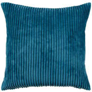 Bubble Rib Cushion Covers 2pk - Teal