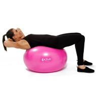 Anti-Burst Gym Ball 65cm & Pump