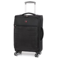 The-Lite Ultra Lightweight Suitcase 55cm - Black
