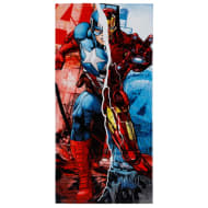 Kids Captain America Towel