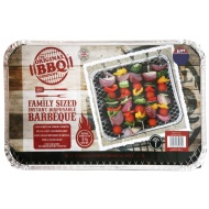 Family Sized Instant Disposable BBQ
