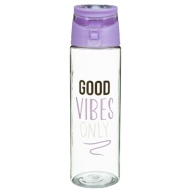 Sports Bottle 700ml - Good Vibes Only