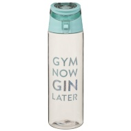 Sports Bottle 700ml - Gym Now, Gym Later