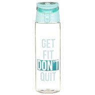 Sports Bottle 700ml - Get Fit Don't Quit