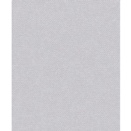 Crown Cotton Tweed Wallpaper - Soft Grey