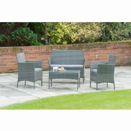 Sorrento Sofa Set 4pc
