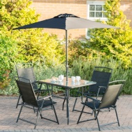 Seattle Premium Patio Set 6pc