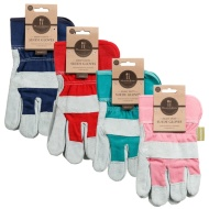 Heavy Duty Suede Gardening Gloves
