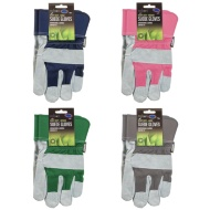 Heavy Duty Suede Gloves