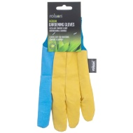 Rolson Gardening Gloves - Blue