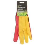 Rolson Gardening Gloves - Red