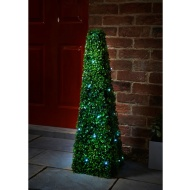 Solar Cone Topiary Tree 82cm