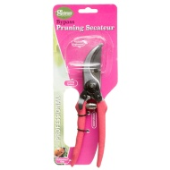 Bypass Pruning Secateurs - Pink