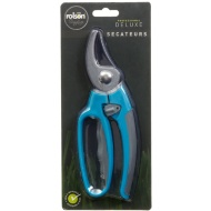 Rolson Deluxe Secateurs - Blue