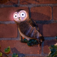 Solar Powered Garden Owl