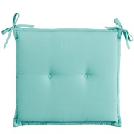 Luxury Seat Pads 2pk - Turquoise