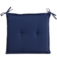 Luxury Seat Pads 2pk - Navy