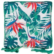 Luxury Seat Pad - Tropical