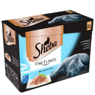 Sheba Fish Collection 12 x 85g