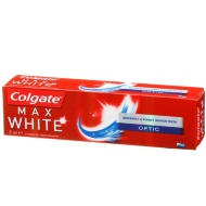 Colgate Max White Optic Toothpaste 75ml