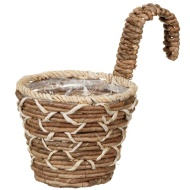 XL Corn Rope Fence Basket