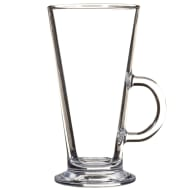 Glass Latte Mug