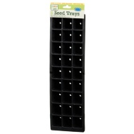 27 Cell Seed Trays 6pk