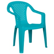 Kids Stacking Chair - Blue