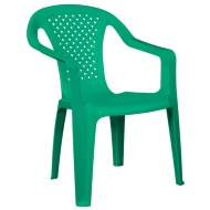 Kids Stacking Chair - Green