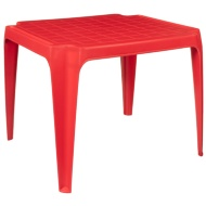 Kids Stacking Table - Red