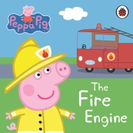 Peppa Pig Board Book - The Fire Engine