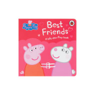 Peppa Pig Lift-the-Flap Book - Best Friends