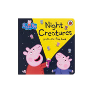 Peppa Pig Lift-the-Flap Book - Night Creatures