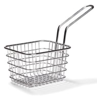 Wire Serving Basket - Chrome