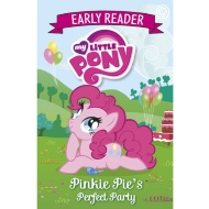 My Little Pony Early Reader Book - Pinkie Pie's Perfect Party