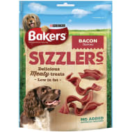 Bakers Sizzlers - Tasty Bacon Flavour 6 x 120g