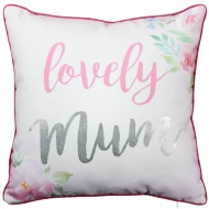 Mother's Day Cushion - Lovely Mum