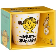 Little Miss Mug & Trolley Coin - Little Miss Sunshine