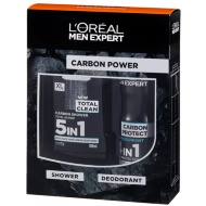 L'Oreal Men Expert Carbon Power 2pk