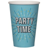 Paper Cups 20pk - Party Time