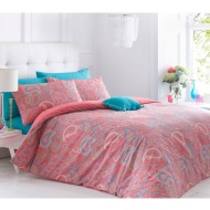 Paisley Double Duvet Set