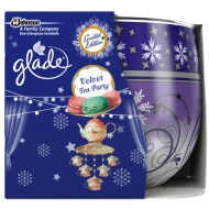 Glade Candle Velvet Tea Party