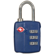 TSA Luggage Combination Lock - Navy