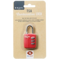 TSA Luggage Combination Lock - Raspberry