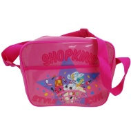 Shopkins Messenger Bag - Pink