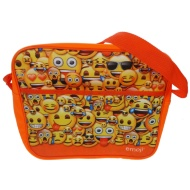 Emoji Messenger Bag