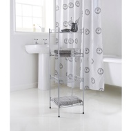 4 Tier Bathroom Shelving Unit