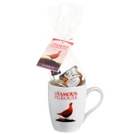 The Famous Grouse Whisky 5cl & Mug Hot Toddy Gift Set