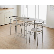 Dallas Dining Set 3pc
