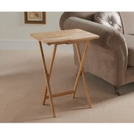 Rubberwood Folding Table